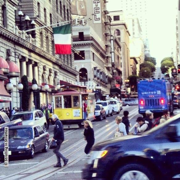 Downtown, SF